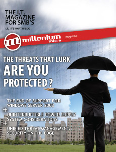 News Millenium Micro - Why We Prefer to Recommend a Cloud-Computing Anti-Spam Solution for our Customers
