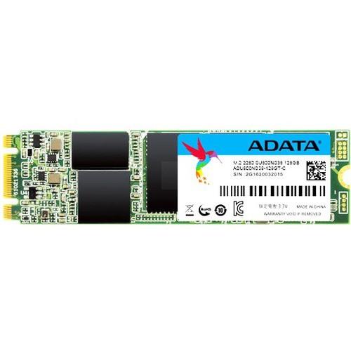 ADATA ULTIMATE SU800 128 GB SOLID STATE DRIVE - SATA (SATA/600) -     INTERNAL - M 2 2280 - NOTEBOOK DEVICE SUPPORTED - 560 MB/S MAXIMUM READ  TRANSFER