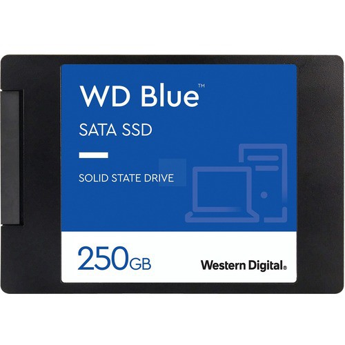 Stockage-Disques durs SSD 2.5'' - WDS250G2B0A