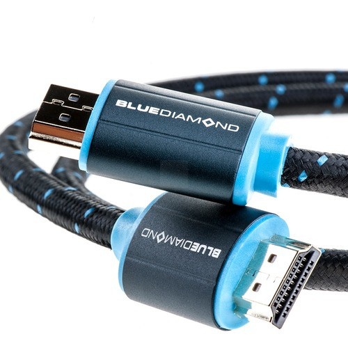 Cables & Adapters-Audio / Video - 80155-BLUE