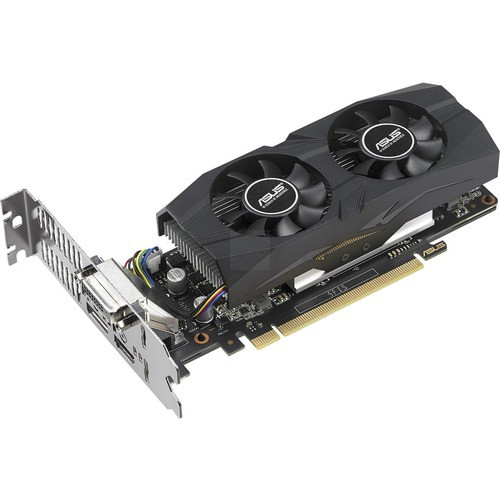 Computer Components-Video Cards - GTX1050TI-O4G-LP-BRK